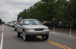 Durham realiza desfile de autos para celebrar el fin de la esclavitud o Juneteenth