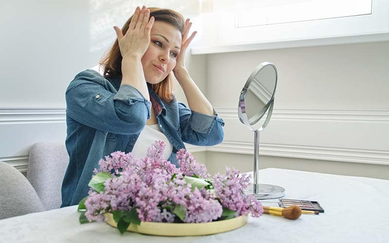 Habitos para cuidar la belleza después de los 40