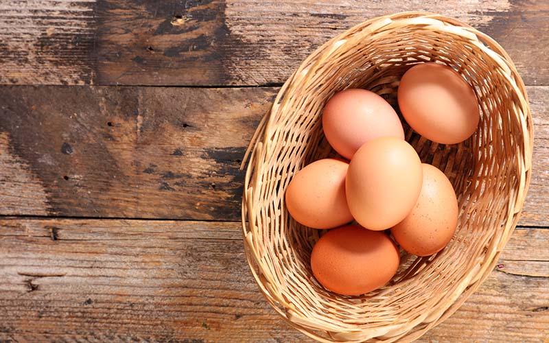 Razones para incluir huevos en la dieta diaria