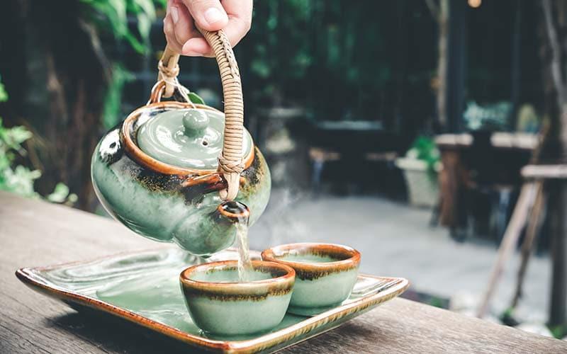 Tomar té correctamente tiene poder efectivo