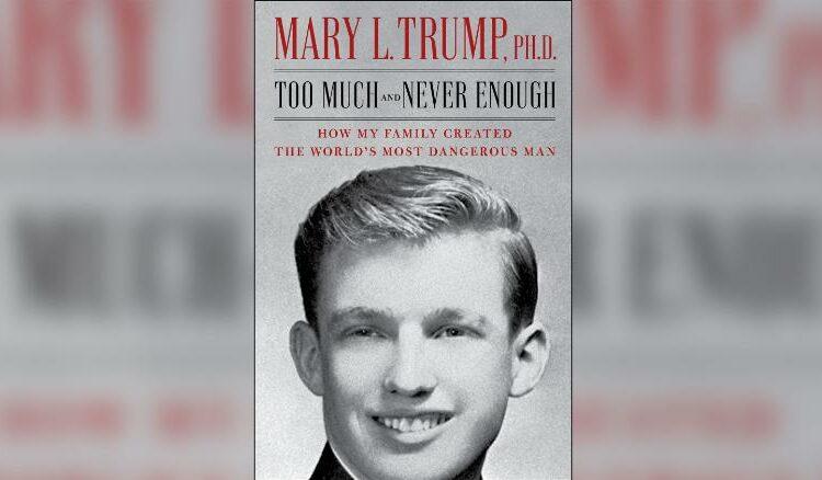 Sobrina del presidente Trump lanza libro que saca a la luz reveladoras intimidades familiares