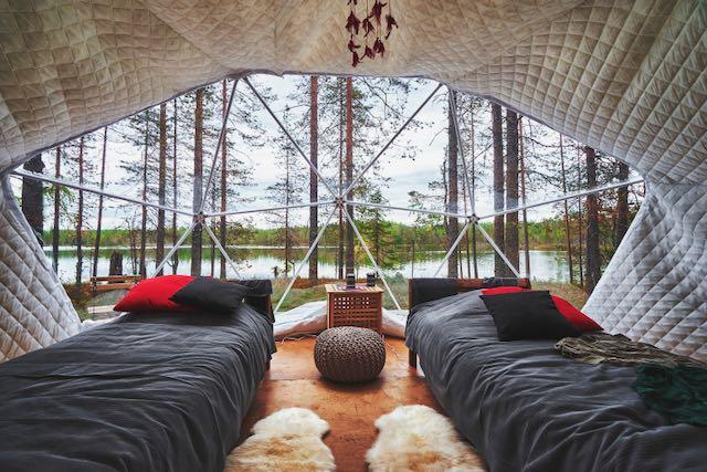 Glamping, la nueva forma de acampar