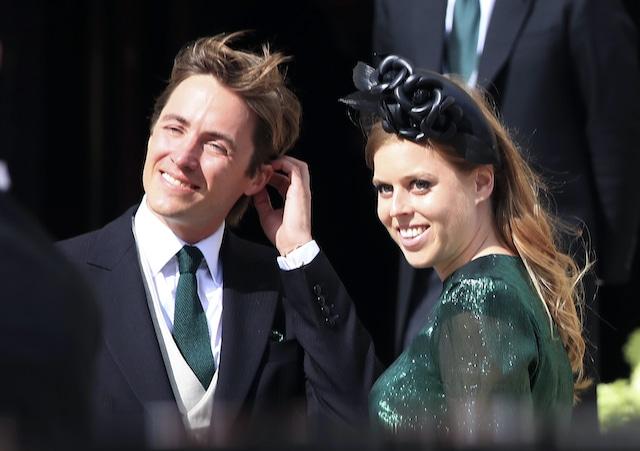 La Princesa Beatriz se casa