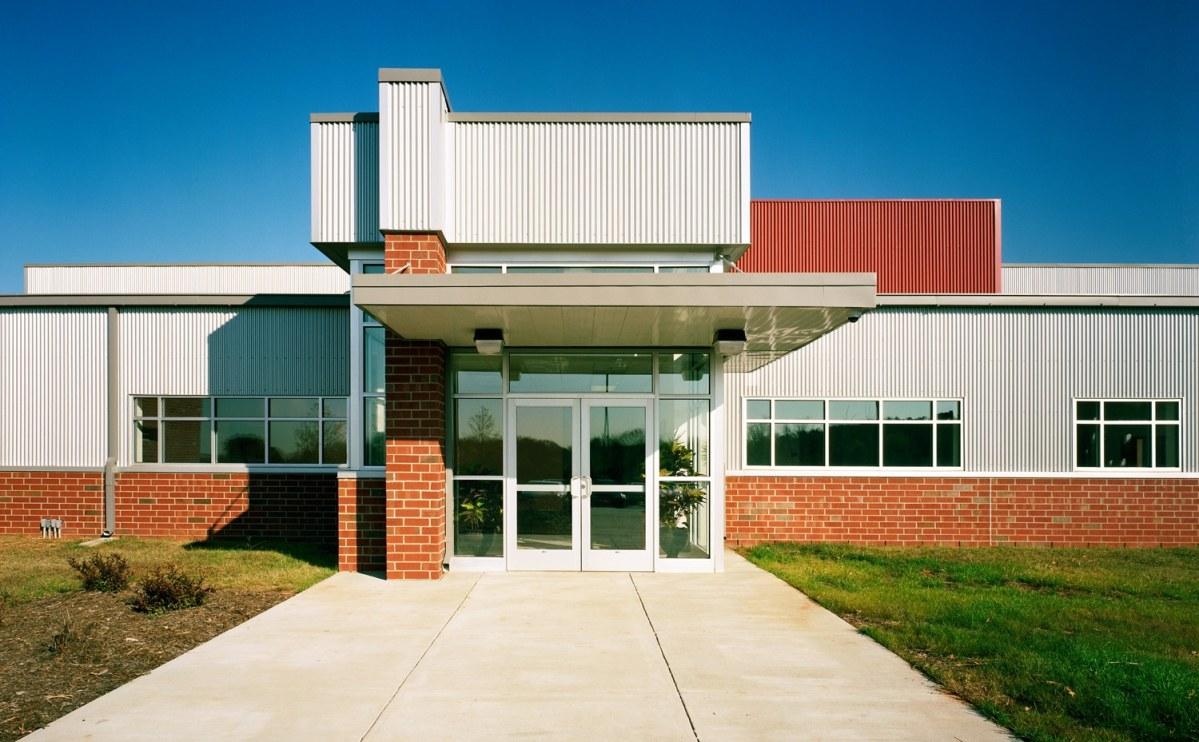 Centro de detención juvenil Stonewall Jackson en Concord, Carolina del Norte