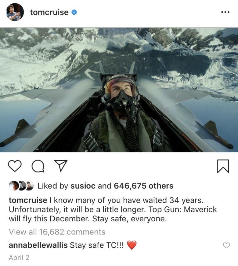 Top Gun estrenará pronto
