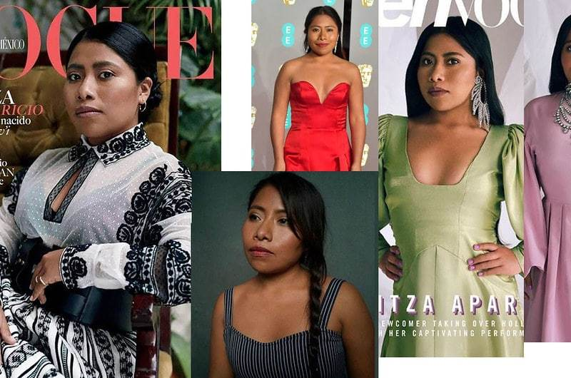 Yalitza Aparicio votará en las nominaciones a los Premios Oscar