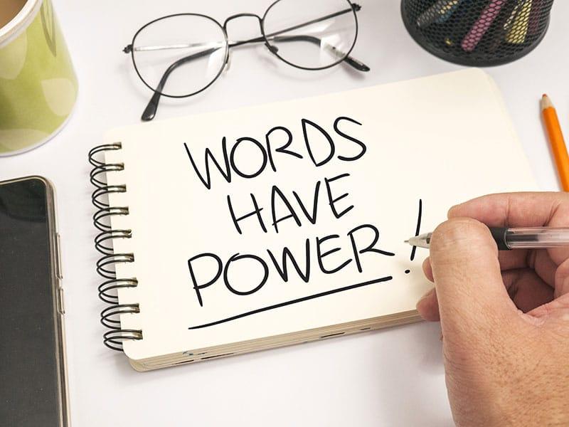 las-palabras-tienen-poder-en-nuestra-vida