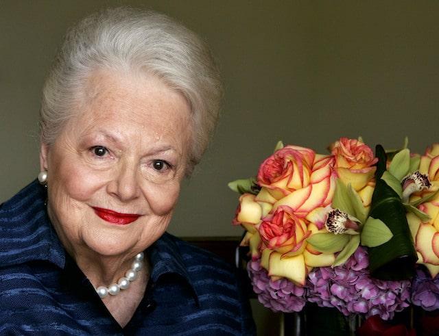 """Muere Olivia de Havilland, actriz de """"Lo que el viento se llevó"""""""