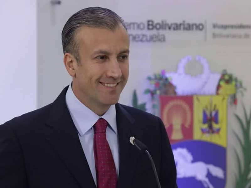 tareck-el-aissami-amplia-lista-de-politicos-con-covid-19-en-venezuela