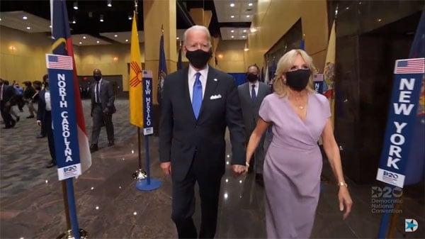 """Biden: """"tendremos un mandato nacional de llevar mascarilla"""""""