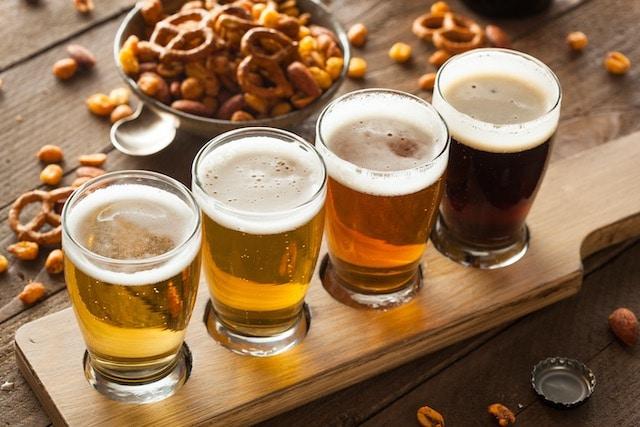 Infográfico: Los diferentes tipos de cervezas