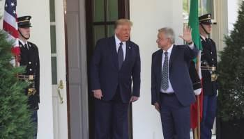 Donald Trump y AMLO Spot