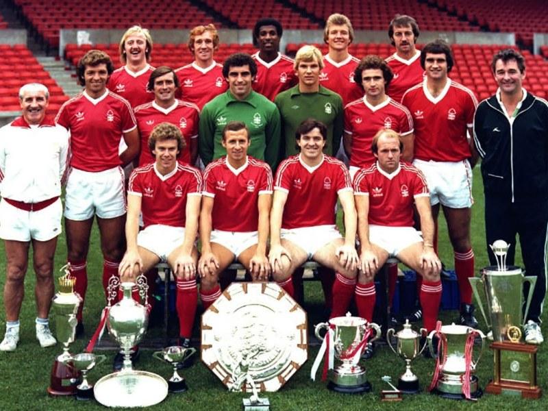 Nottingham Forest Campeones Champions League