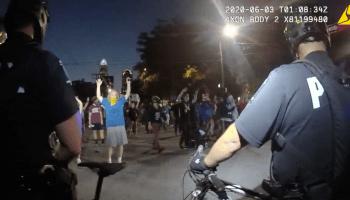 Sancionan a policía de Charlotte-Mecklenburg por emboscada contra manifestantes