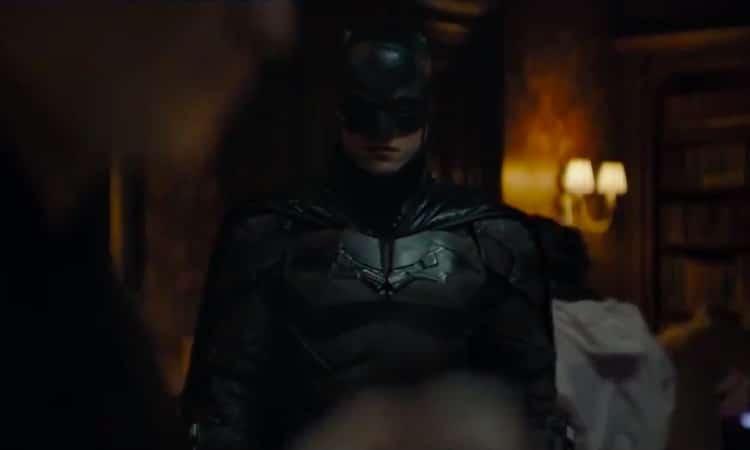The Batman traje