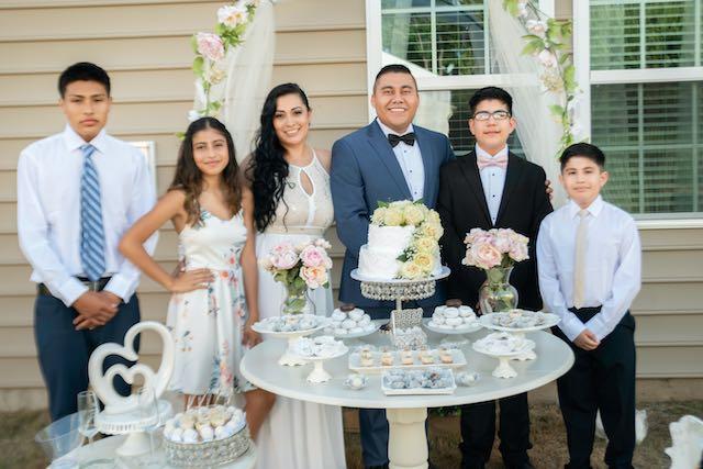Una boda muy esperada