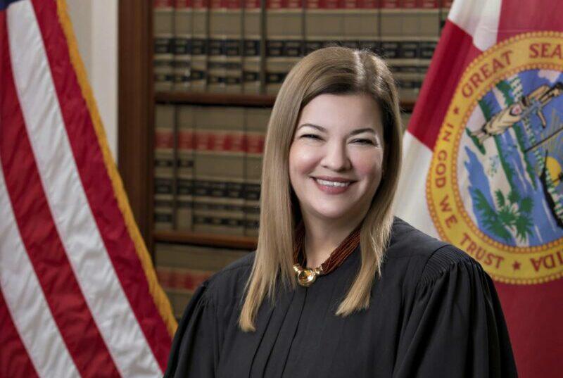 aspirantes al puesto de juez Ginsburg