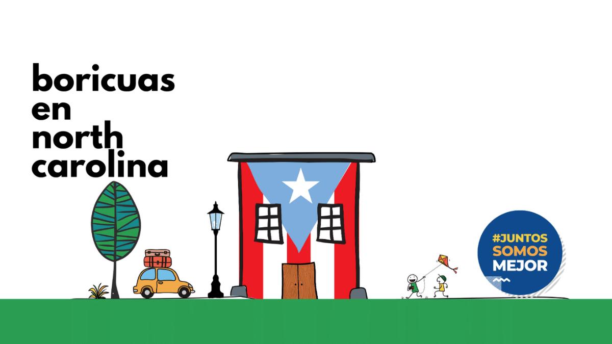 boricuas puertorriqueños Carolina del Norte