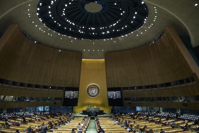 El planeta enfrenta una crisis histórica advierte la ONU
