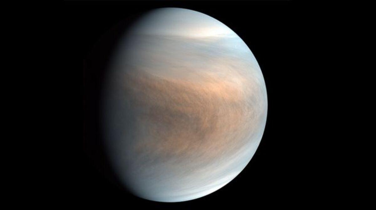 Planeta Venus Vida en otro planeta