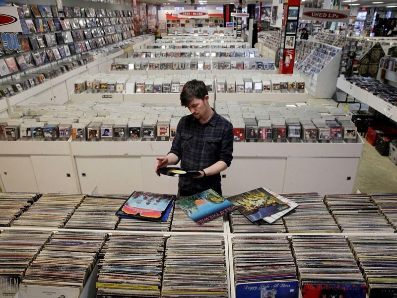 Vinilos más exitosos que CD en ventas