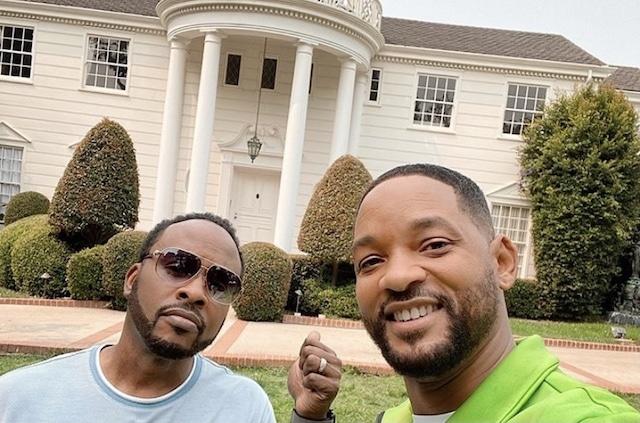 Airbnb y Will Smith te rentan por $30USD lamansión de El Príncipe del Rap