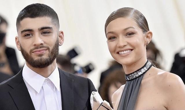 Zayn Mailk y Gigi Hadid se han convertido en padres
