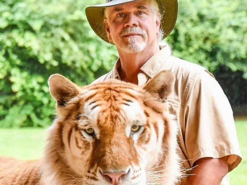 polémico zoológico de Carolina del Sur