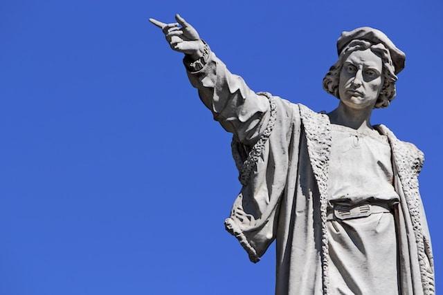 La primera pandemia de América fue traída por Cristobal Colón