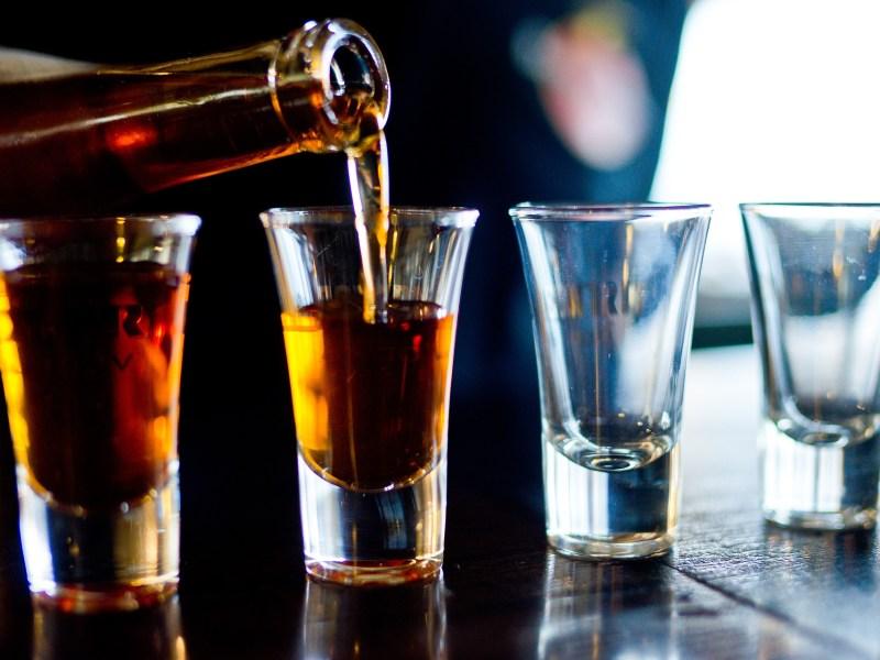 alcohol fiestas