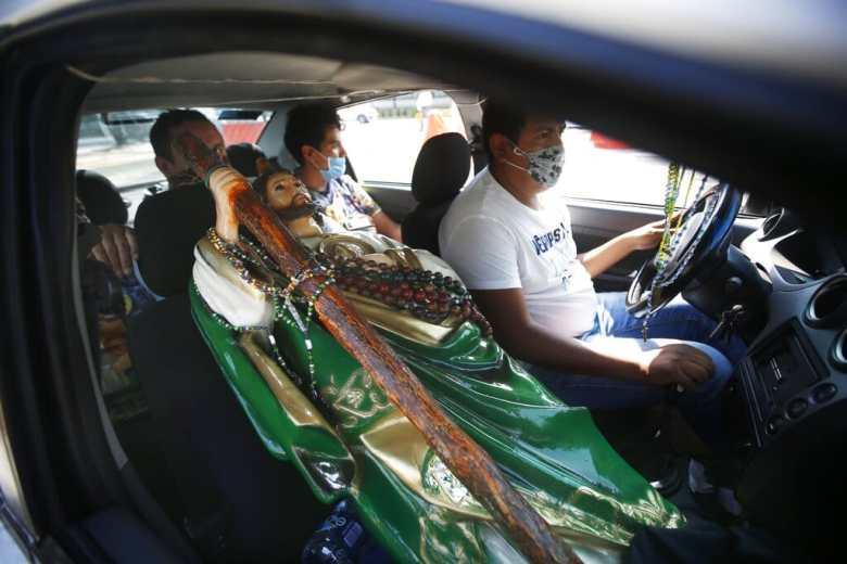 COVID-19, dengue y protestas la semana de Latinoamérica en imágenes