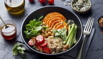 Dieta vegana saludable ¿en qué consiste?
