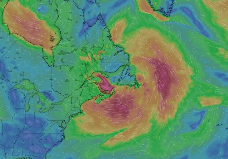 huracán delta
