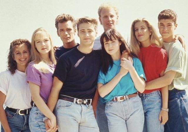 La serie Beverly Hills 90210 cumple 30 años