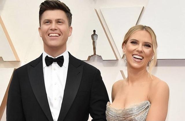 Scarlett Johansson se casa en ceremonia privada durante la pandemia