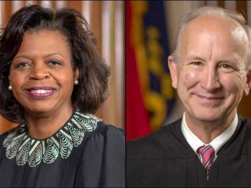La campaña del presidente del Tribunal Supremo Beasley solicita oficialmente un recuento en todo el estado