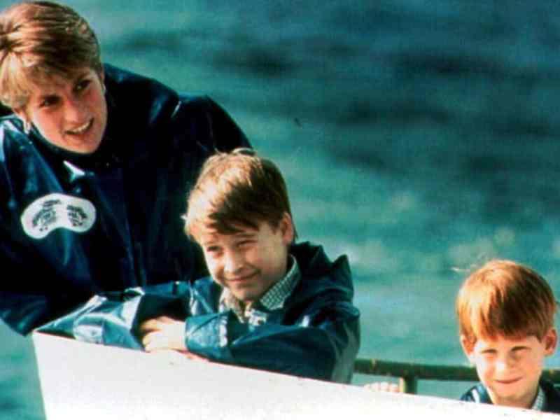 La Princesa Diana aparece en The Crown