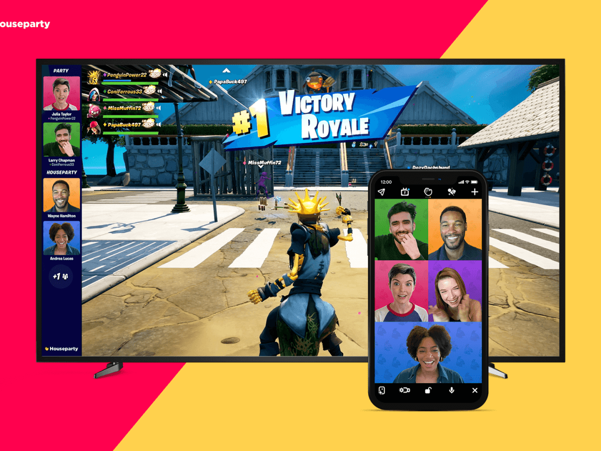 Fornite tendrá un sistema de videollamadas para los Gamers
