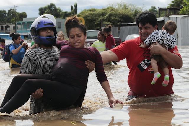 Huracán Iota amenaza a Centroamérica: podría llegar a categoría 5