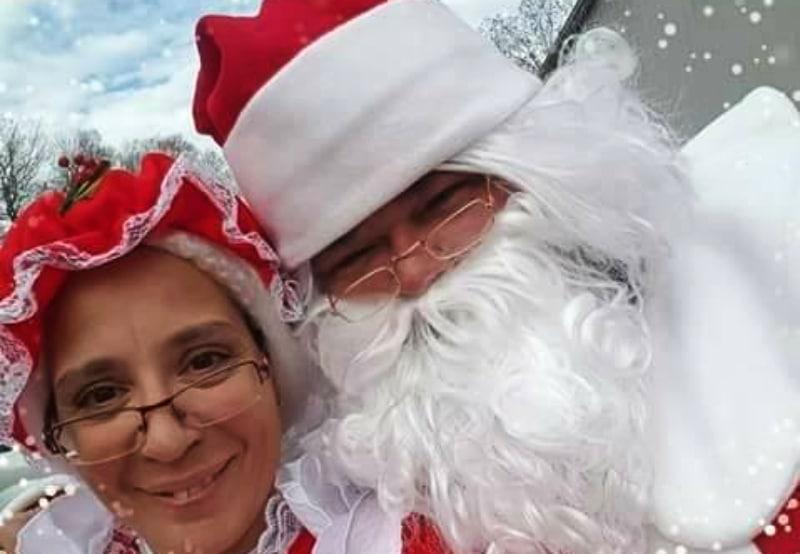 Santa Claus murió de COVID-19