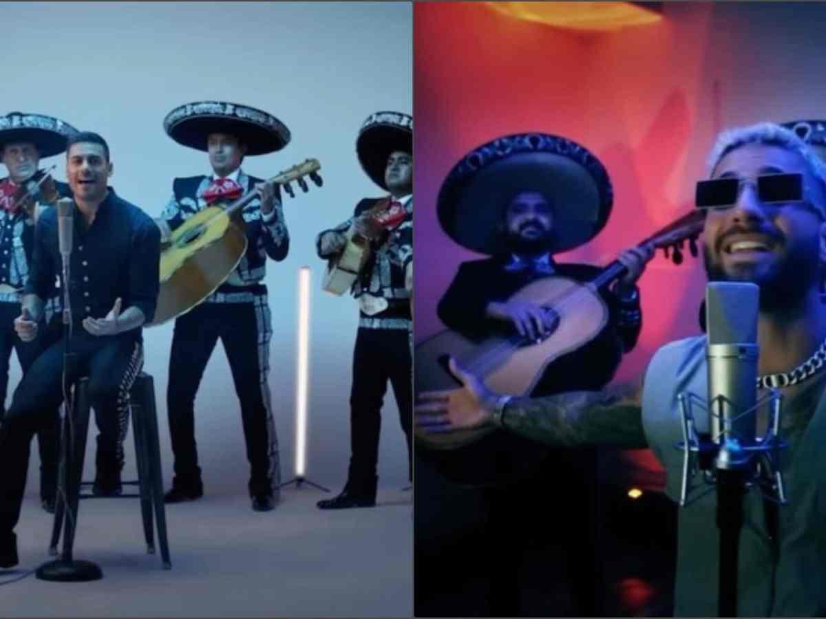 Maluma y Carlos Rivera se ponen románticos