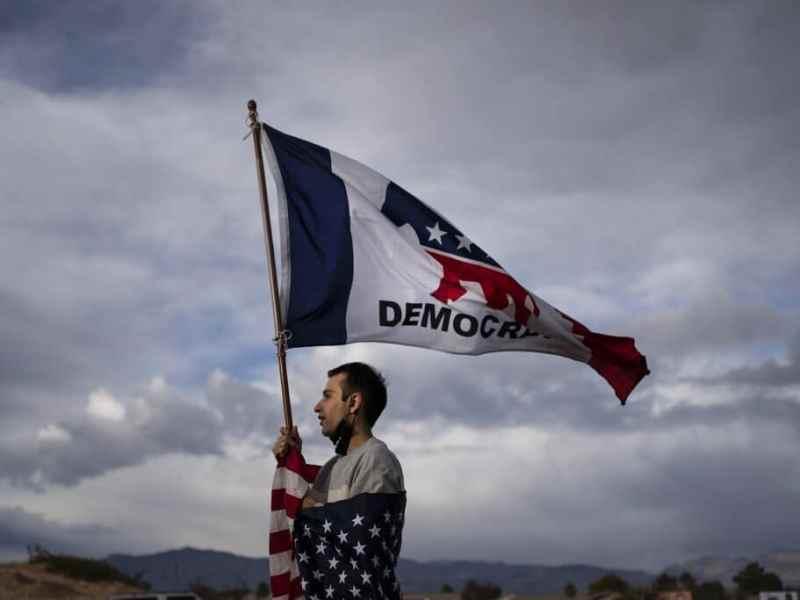 Nevada y Pensilvania certifican triunfo de Joe Biden