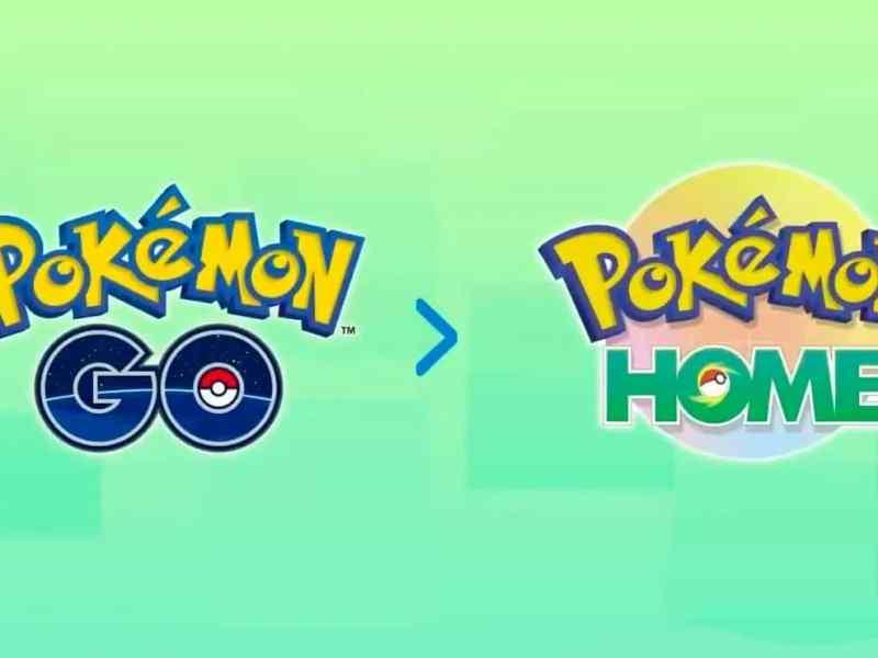 Pokémon GO y Pokémon Home