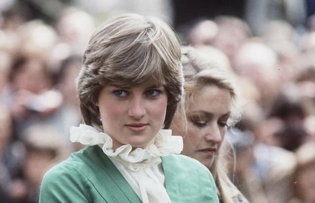 Princesa Diana y su problema de bulimia