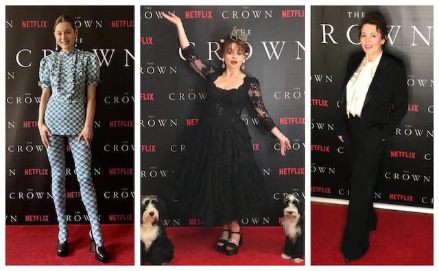 """""""The Crown"""" lleva la alfombra roja hasta ¡el hogar de sus actores!"""