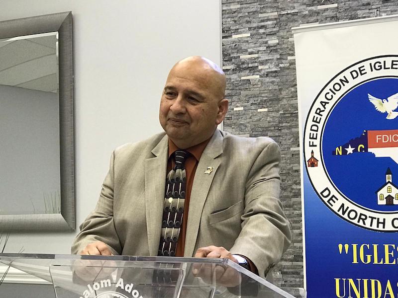 Fallece detective Daniel Hernández, conocido oficial de policía de Charlotte