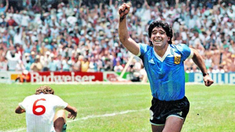 Didier Drogba recuerda a Maradona