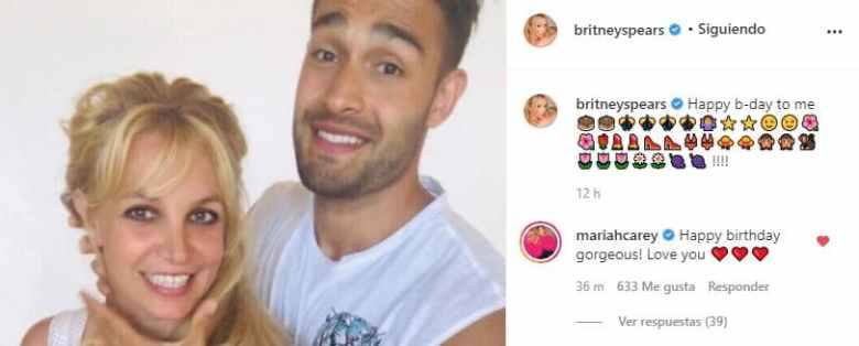 Britney spears cumpleaños
