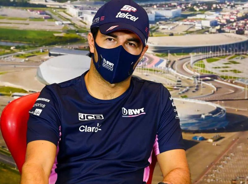 Red Bull Vettel Checo Pérez