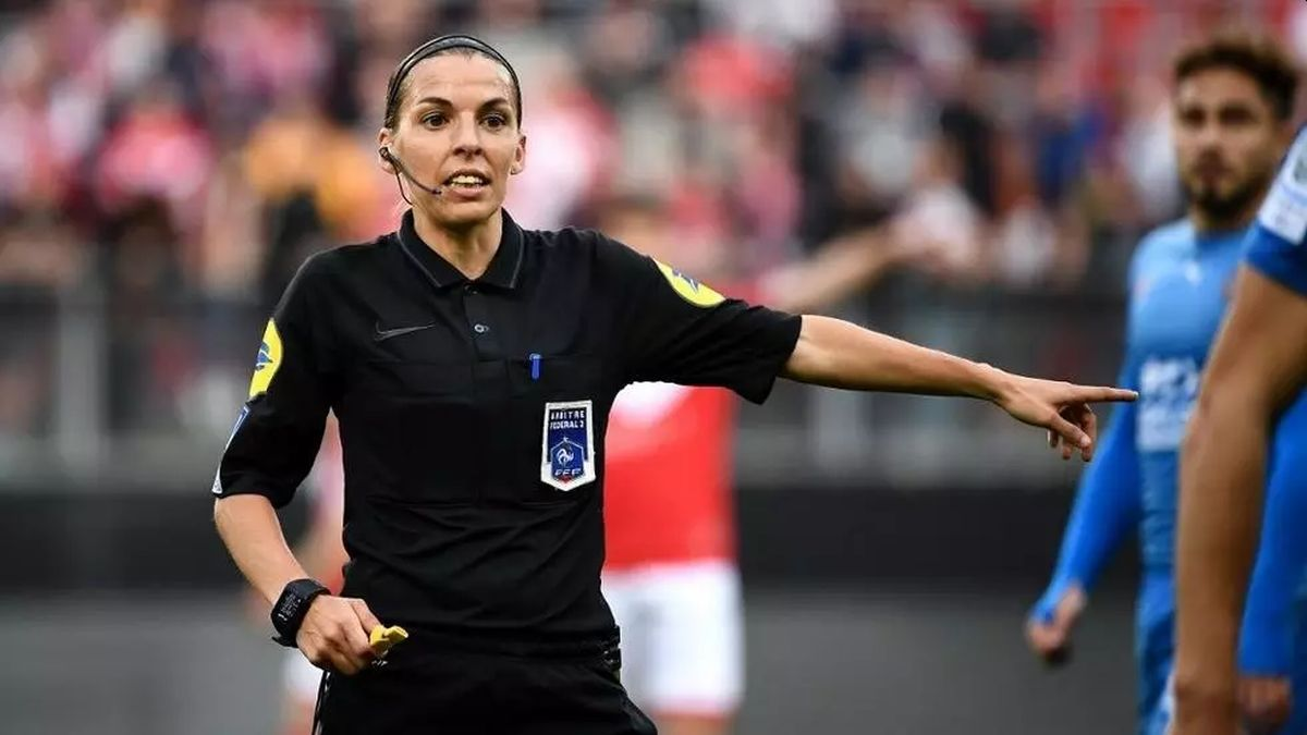 Stéphanie Frappart Champions League